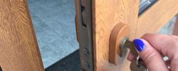 Beckenham locks change